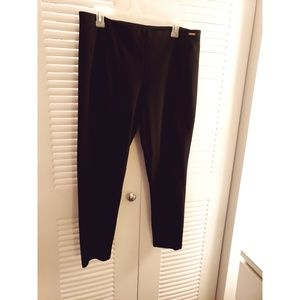 IVANKA TRUMP BLACK DRESS PANTS